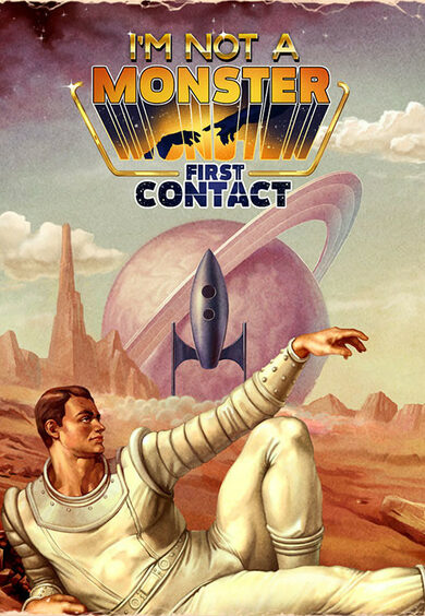 I am not a Monster: First Contact Steam Key GLOBAL