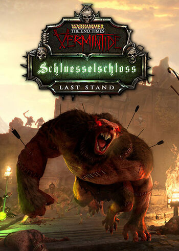 Warhammer: End Times - Vermintide Schluesselschloss (DLC) Steam Key GLOBAL