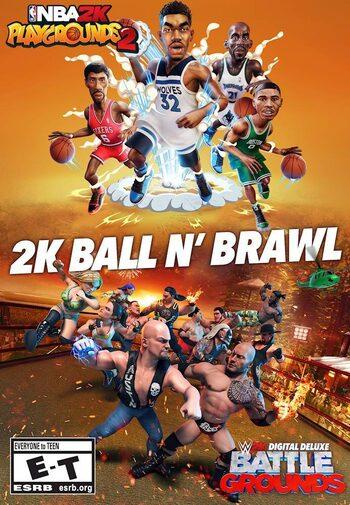 2K BALL N' BRAWL BUNDLE Steam Key GLOBAL