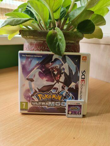 Pokémon Ultra Moon Nintendo 3DS
