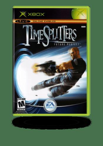 TimeSplitters Xbox