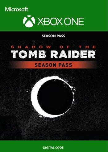 Shadow of the Tomb Raider - Season Pass (DLC) (Xbox One) Xbox Live Key GLOBAL