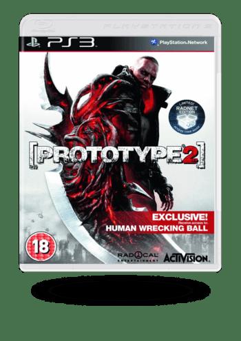 Prototype 2 PlayStation 3