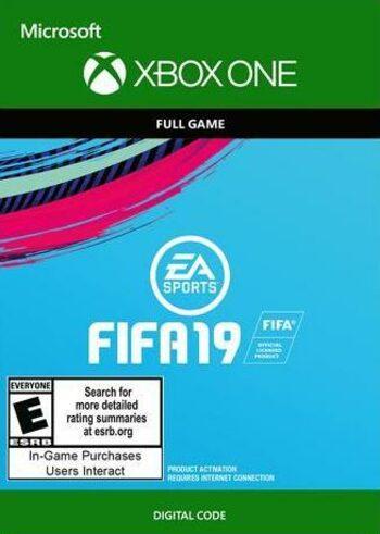 FIFA 19 (Xbox One) Xbox Live Key GLOBAL