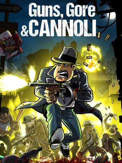 Guns, Gore & Cannoli Steam Key GLOBAL