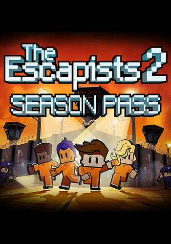 The Escapists 2 - Season Pass (DLC) Steam Key GLOBAL