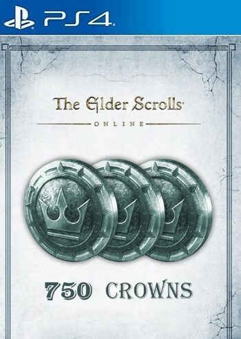 The Elder Scrolls Online: Tamriel Unlimited 750 Crown Pack (PS4) PSN Key EUROPE