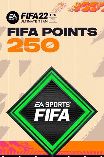 FIFA 22 - 250 FUT Points (PC) Origin Key GLOBAL