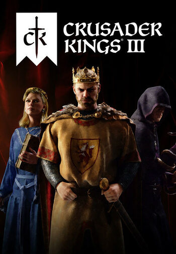 Crusader Kings III Steam Key GLOBAL