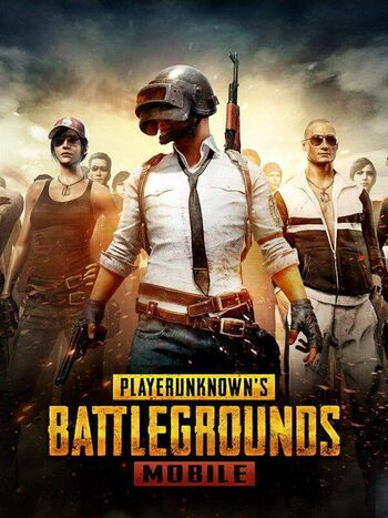 PUBG Mobile 6000 + 2100 UC (Unknown Cash) Key GLOBAL