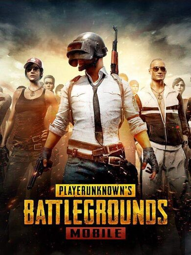PUBG Mobile 600 + 60 UC (Unknown Cash) Key GLOBAL