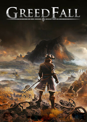 Greedfall Steam Clave GLOBAL