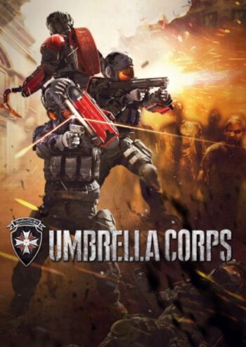 Umbrella Corps Standard Edition + Upgrade Pack (DLC) Steam Key GLOBAL