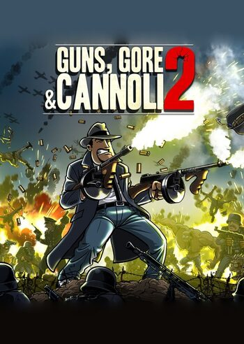 Guns, Gore and Cannoli 2 Steam Key GLOBAL