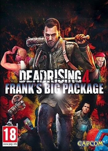 Dead Rising 4 Frank's Big Package Steam Key GLOBAL