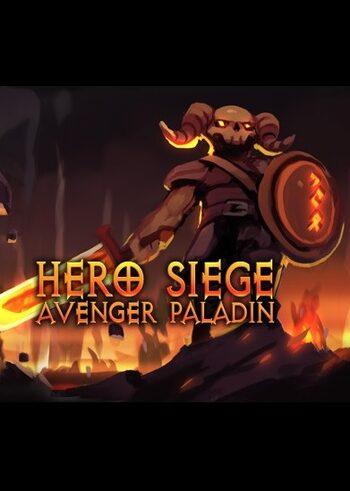Hero Siege - Avenger Paladin (Class + Skin) (DLC) Steam Key GLOBAL