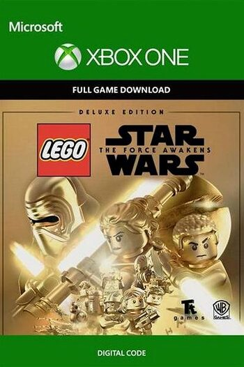 LEGO Star Wars: The Force Awakens (Deluxe Edition) (Xbox One) Xbox Live Key EUROPE