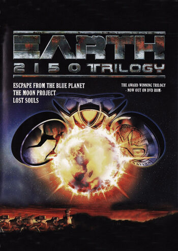 Earth 2150 Trilogy Steam Key GLOBAL