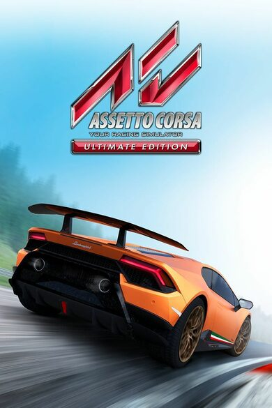 Assetto Corsa (Ultimate Edition) Clave Steam GLOBAL