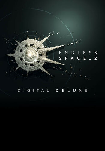 Endless Space 2 - Digital Deluxe Upgrade (DLC) Steam Key Global