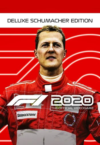 F1 2020 Deluxe Schumacher Edition Steam Klucz GLOBAL