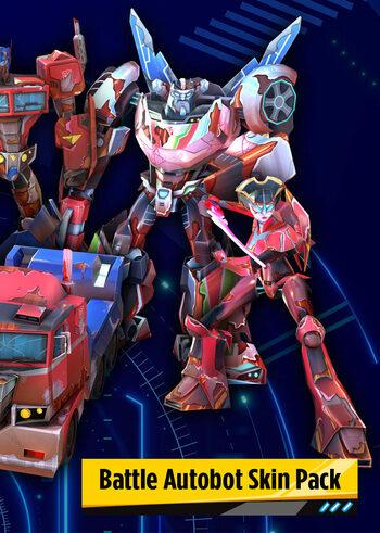 TRANSFORMERS: BATTLEGROUNDS - Battle Autobot Skin Pack (DLC) Steam Key GLOBAL