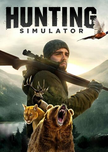 Hunting Simulator Steam Key EUROPE