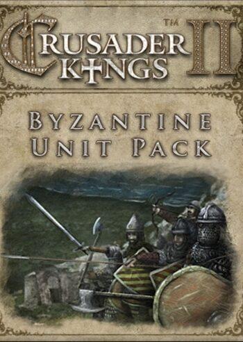 Crusader Kings II - Byzantine Unit Pack (DLC) Steam Key GLOBAL