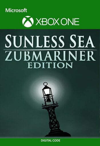 Sunless Sea: Zubmariner Edition XBOX LIVE Key GLOBAL