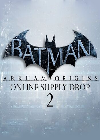 Batman: Arkham Origins - Online Supply Drop 2 (DLC) Steam Key GLOBAL