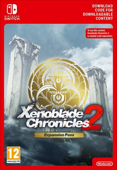 Xenoblade Chronicles 2: Expansion Pass (DLC) (Nintendo Switch) eShop Key EUROPE фото