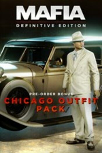Mafia: Definitive Edition Chicago Outfit Pack (DLC) Steam Key GLOBAL