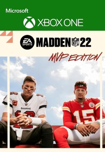 Madden NFL 22 MVP Edition XBOX LIVE Key UNITED STATES