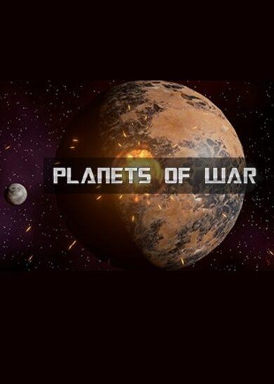 PLANETS OF WAR Steam Key GLOBAL