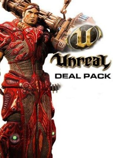 Unreal Deal Pack Steam Key GLOBAL фото