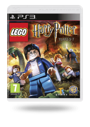 LEGO Harry Potter: Years 5-7 PlayStation 3