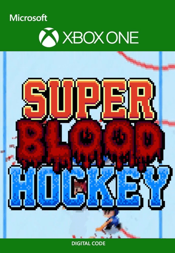 Super Blood Hockey XBOX LIVE Key UNITED STATES