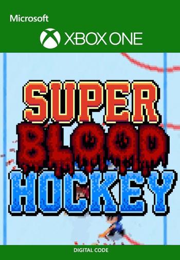 Super Blood Hockey XBOX LIVE Key UNITED STATES