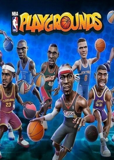 NBA Playgrounds Steam Key GLOBAL
