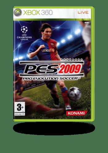 PES 2009 Xbox 360