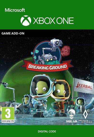 Kerbal Space Program: Breaking Ground (DLC) (Xbox One) Xbox Live Key UNITED STATES