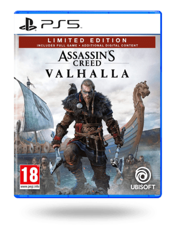 Assassin's Creed Valhalla Limited Edition PlayStation 5