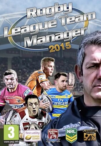 Rugby League Team Manager 2015 Steam Key GLOBAL