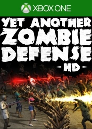 Yet Another Zombie Defense HD (Xbox One) Xbox Live Key UNITED STATES