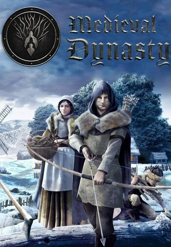 Medieval Dynasty Steam Key GLOBAL
