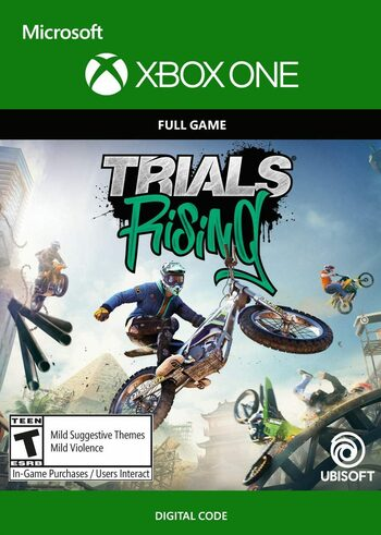 Trials Rising (Xbox One) Xbox Live Key GLOBAL