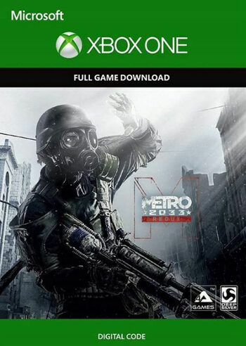 Metro 2033 Redux (Xbox One) Xbox Live Key GLOBAL