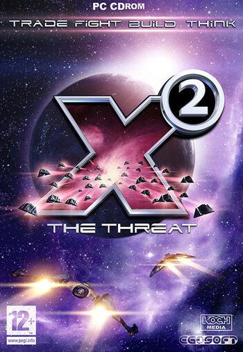 X2: The Threat Gog.com Key GLOBAL
