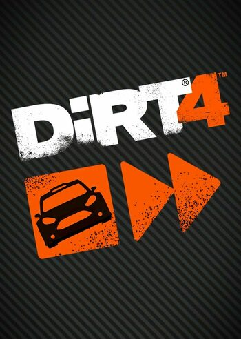 DiRT 4 - Team Booster Pack (DLC) Steam Key GLOBAL