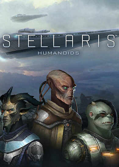 Stellaris: Humanoids Species Pack (DLC) Steam Key GLOBAL
